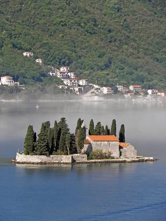 Boka Kotorska bay, Monte Negro Redakční