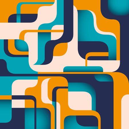designed: Designed colorful background.