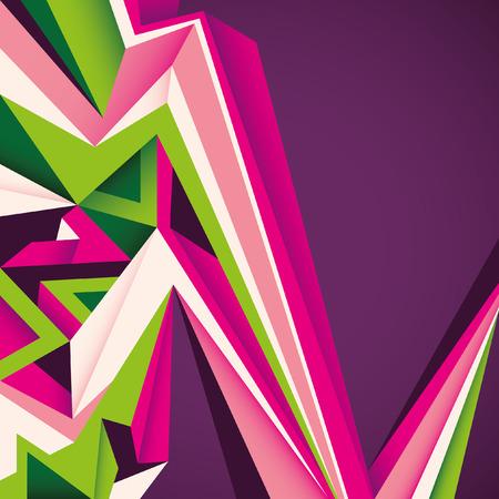 angular: Angular illustration with abstraction.