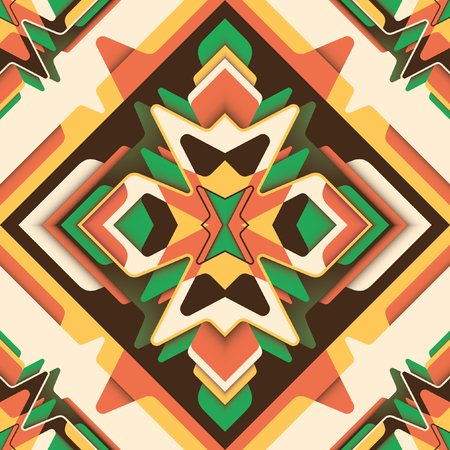 modish: Artistic graphic with abstract shapes.