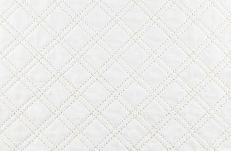 Patchwork Quilt Basic patroon vierkante Stockfoto