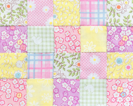 basic: Patchwork Quilt  Basic pattern square