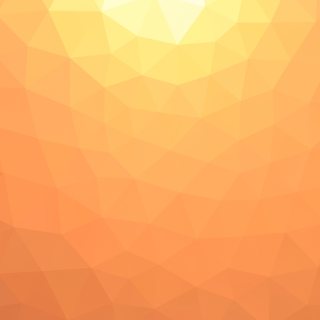 Geometric triangle mosaic background graphic backdrop sunshine concept