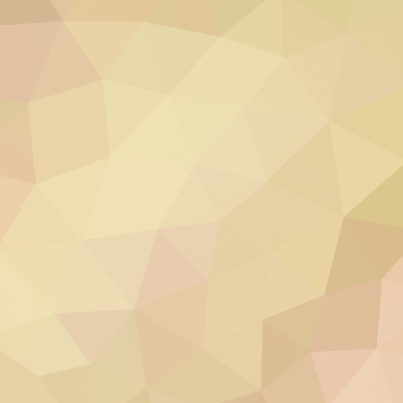 Geometric triangle mosaic background graphic backdrop yellow shade concept