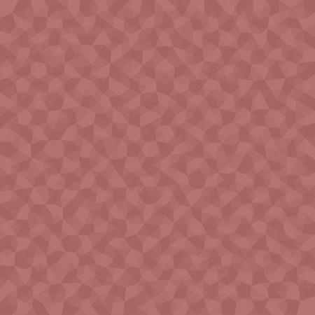 copper: Geometric triangle mosaic background copper orange color