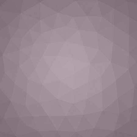 Geometric triangle mosaic background copper orange color