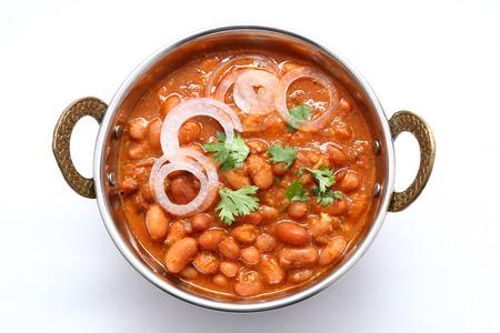 Kidney bean dish photo