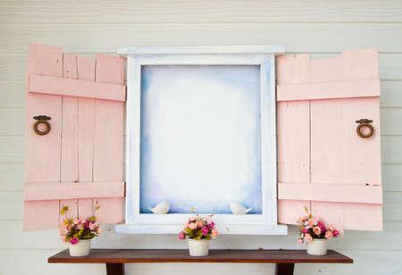 Open window Stock Photo - 19090225