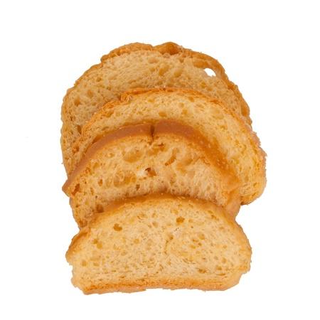 toast crispy Stock Photo