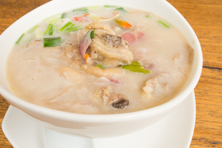 Tum Kha Kai Thai Food photo