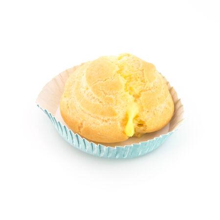 choux: Choux pastry cream puffs