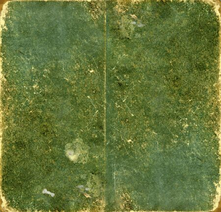 Green old dirty paper Stock Photo - 8245504