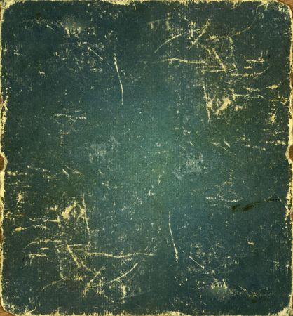 Old dirty Gr�nbuch Lizenzfreie Bilder