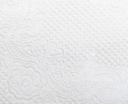 Die Textur der Serviette mit einem Muster f�r Hintergrund Lizenzfreie Bilder