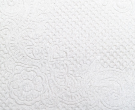 The texture of napkin with a pattern for background