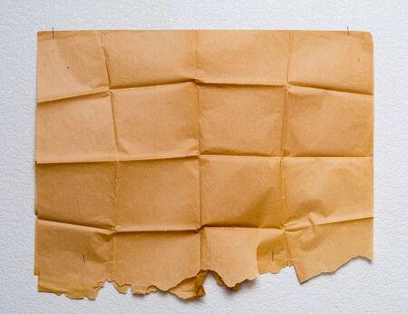 paper texture over gray wall Stock Photo - 8364149