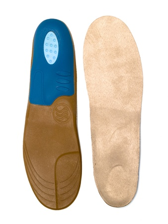 hygienic insoles for the shoe