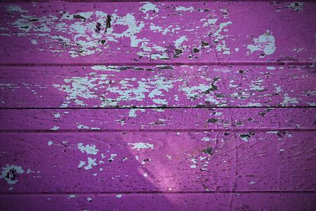 Natural Purple Wooden Background, Texture Painted Wood Surface, Textured Abstract Background, Beautiful Natural Backdrop.