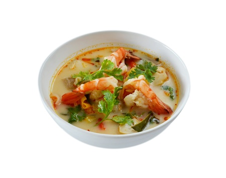 Tailandesa de Alimentos Tom Yum Goong photo