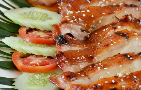 Teriyaki Chicken - Japanese Food