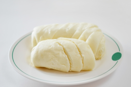 delicious chinese  steamed bun , chinese style cuisine photo