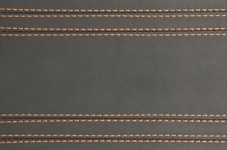 Horizontal de cuero cosida a fondo, arte wallpaper Foto de archivo - 14624524