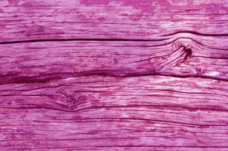 close up old wooden background , pink  Wood texture photo