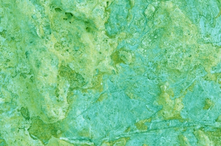 green stone  texture, color wall marble background Imagens