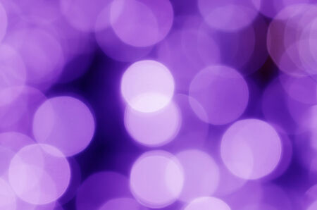 violet purple: Abstract & Festive background with bokeh defocused lights
