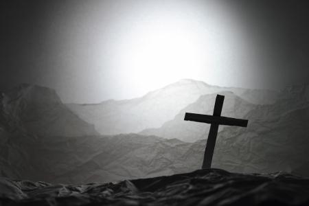 Shadow of Cross photo