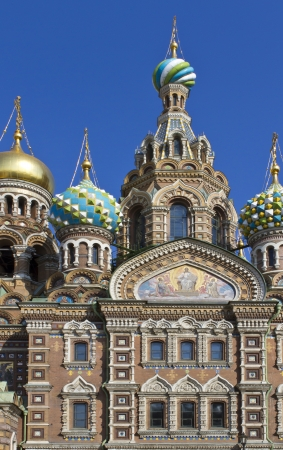 Church of the Savior on Spilled Blood, St  Petersburg, Russia photo