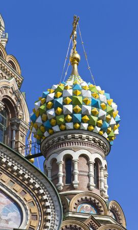saint petersburg: Church of the Savior on Spilled Blood, St  Petersburg, Russia
