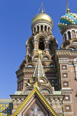 Church of the Savior on Spilled Blood, St  Petersburg, Russia