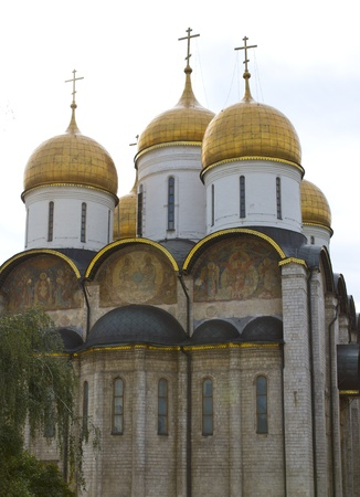 vasily: Ivan the Great Bell tower on Cathedral Square in Kremlin, Moscow, Russia