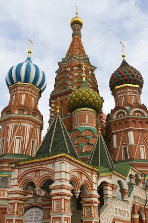 gorgeousness: Saint Basils Cathedral, Russia Stock Photo