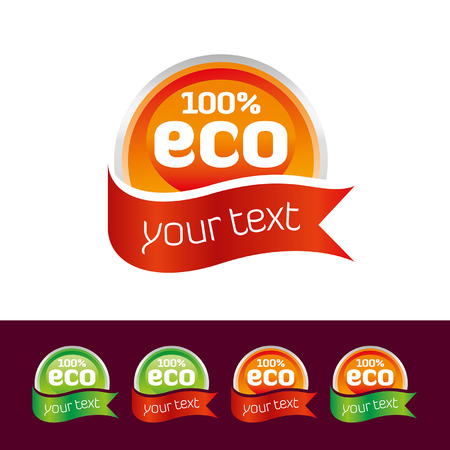 antipollution: Eco   304;con Set - Illustration