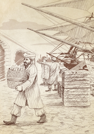 ottoman empire: Ottoman port, istanbul