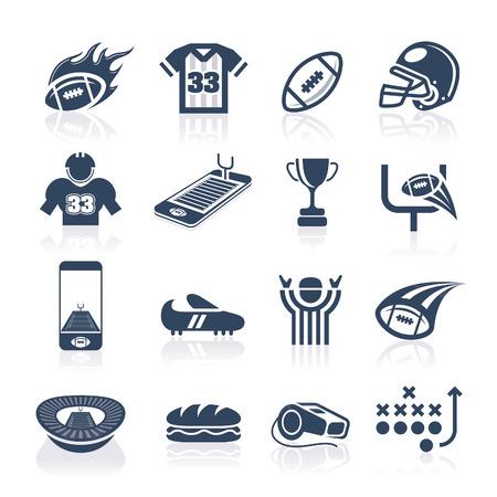 symbol sport: Fu�ball-Icon Set