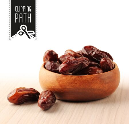 healthy path: Dates with clipping path