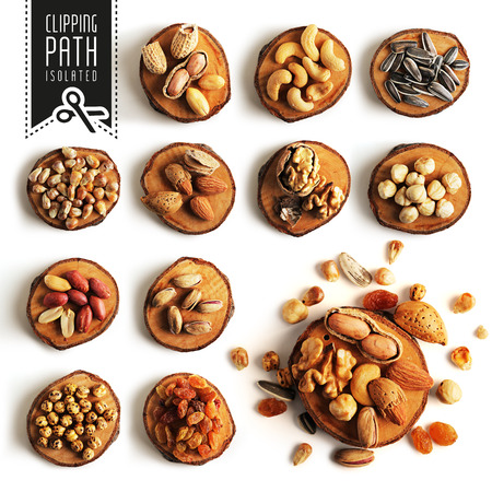 Isolated nuts set