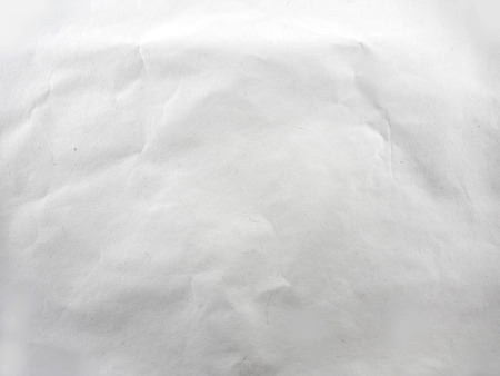 Plain white paper texture background