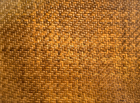 basketry: Basketry work texture background pattern