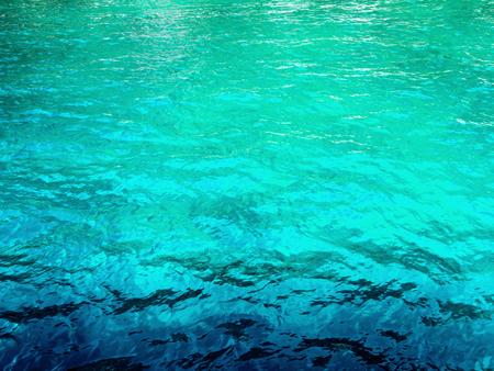 水表面のきれいなテクスチャ背景