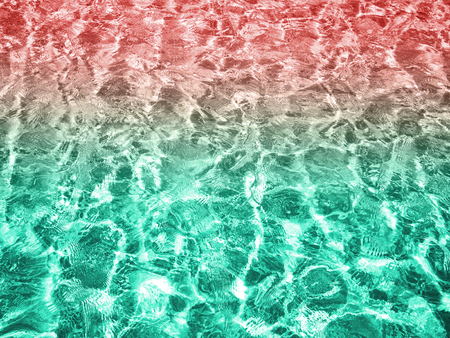 Clear bright water surface texture background