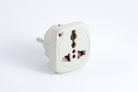 adapter: Electric travel adapter