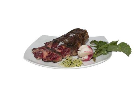 beefsteak: Beefsteak isolated