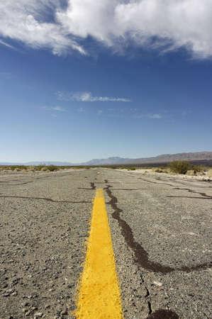 Endless road photo