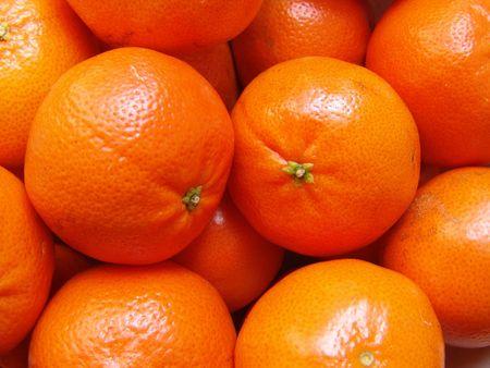 tangerine peel: Naartjies