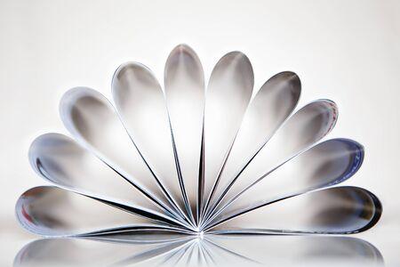 folded paper: Folded Paper