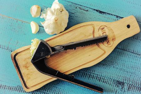garlic: Garlic Press